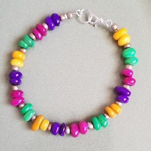 Mother of Pearl Colored Bracelet